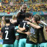 خلاصه بازی اتریش ۲-۱ مقدونیه