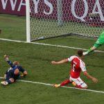 خلاصه بازی دانمارک ۰-۱فنلاند