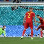 خلاصه بازی روسیه ۰-۳ بلژیک