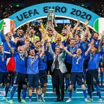 مراسم کامل اهدای جام یورو ۲۰۲۰